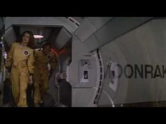 Moonraker (trailer) Techno-Thriier plus Science Fiction where Bond and CIA Astrophysicist Holly Goodhead Phd fight an evil corporate dictator Hugo Drax  who wants to kill everybody but his select from outer space. Great sound track!