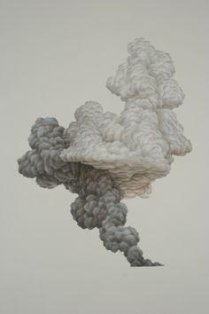 Gina Ruggeri (USA) - Cloudsmoke