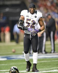 "Ray Lewis, Baltimore Ravens. ""Yap yap yap yap yap, sometimes you gotta buckle up your chin strap."""