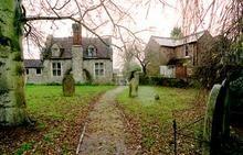 Cottages of Shadoxhurst, Kent, England