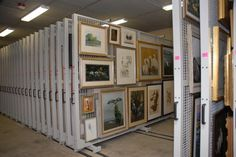 Mobile Arts Racks at Woodson Museum of Art   Wausau WI Wildlife Collection