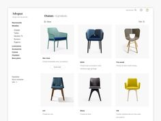 Adequat - Ecommerce ( category page ) by Osmose