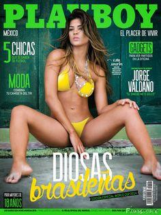 Kelly Amorim Playboy México: Especial Diosas Brasileñas [PDF Digital] | FamosasMex