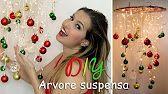 DIY: Árvore de Natal com Galho Seco / Thábatta Campos - YouTube