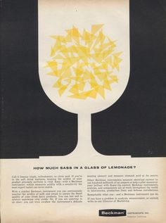 The Modernist Nerd: Vintage Science Ads from the 1950s-1960s – Brain Pickings