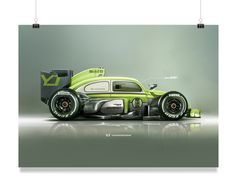 YasidDesign F1 Beetle