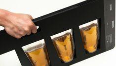 Packaging Premium Belgian Beer. Wonchan Lee, 2012.
