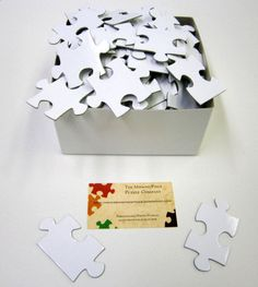 Items similar to Wedding Guest Book Alternative / Blank White Puzzle Pieces for Wedding Guest Book Puzzle / Alternative Guestbook / Puzzle Guest Book on Etsy Trendy Wedding, Unique Weddings, Our Wedding, Dream Wedding, Wedding Book, Wedding Ideas, Luxury Wedding, Wedding Venues, Blank Puzzle Pieces