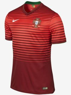 Portugal World Cup Kit 2014 Nike