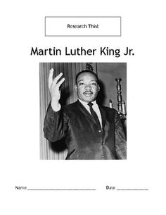the work of martin uther king Martin luther, osa (/ ˈ l uː θ ər /  a precursor of the king james bible  arguing that it was because the nazis were already anti-semites .