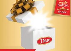 Dare Foods Contest: Win a Dare Product Prize Pack