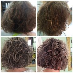 Curly Hairstyles Devacurl Inspirational before & after Deva Curl Cut and Deva 3 Step Style Crazy Hair Cuts, Wavy Hair, New Hair, Deva Curl Cut, Hair Issues, Dull Hair, Hair Care Tips, Cool Hairstyles, Hairdos