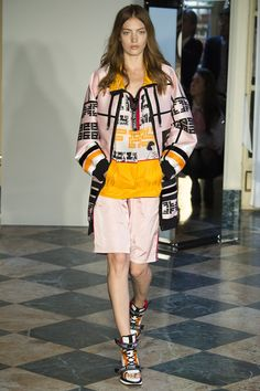 Milan Fashion London Day 1 Fay Spring/Summer 2015  Ready to wear  17 September 2014