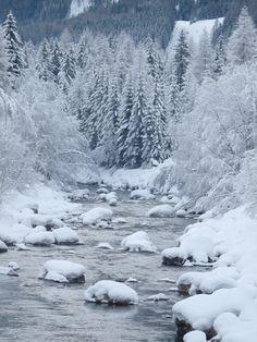 Winterfreuden Snow, River, Nature, Outdoor, Diy, Outdoors, Naturaleza, Outdoor Games, Nature Illustration