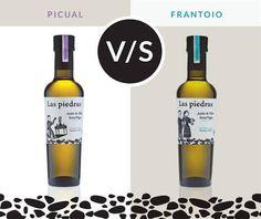 Intensiv & Wild vs. Fruchtig & Frisch Las piedras LIRA Picual oder Las piedras LIRA Frantoio: Wofür entscheidest Du Dich?  Alles zu den beiden Olivenölen findest Du auf http://www.las-piedras.at/lira-picual.html oder http://www.las-piedras.at/lira-frantoio.html  #Picual   #Frantoio   #Chile   #Gourmet   #Olivenöl   #foodporn