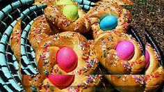 Easter Brioche/Brioche de Paques-Sousoukitchen http://youtu.be/3H0NyDS80B0