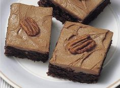 These quick and easy dessert recipes use HERSHEY'S Syrup and more for a simple way to make something delicious. Best Dessert Recipes, Sweets Recipes, Brownie Recipes, Fun Desserts, Cooking Recipes, Fiber For Kids, Brownie Bar, Recipe Details, Mocha