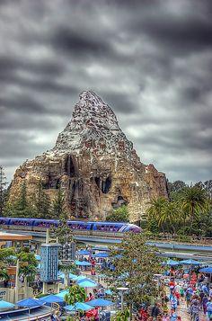 Disneyland - Matterhorn