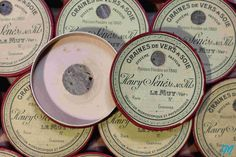 boite ancienne graines de vers a soie stock ancien vintage sericiculture soie soierie lyon 1900 henry senes