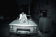 Azealia Banks Takes a Night on the Town with Matt Barnes photo