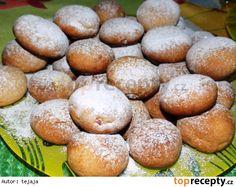 Skořicové koláčky s jablečnou náplní Baked Potato, Hamburger, Potatoes, Bread, Baking, Vegetables, Ethnic Recipes, Sweet, Hampers