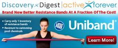 Brand New, Better Resistance Bands at a Fraction of the Cost!