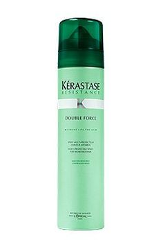 KERASTASE by Kerastase: RESISTANCE DOUBLE FORCE CONTROLLED HOLD MULTI PROTECTIVE SPRAY FOR WEAKENED HAIR 9 OZ - http://www.specialdaysgift.com/kerastase-by-kerastase-resistance-double-force-controlled-hold-multi-protective-spray-for-weakened-hair-9-oz/