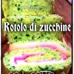 Rotolo+di+zucchine+con+prosciutto+cotto+e+sottilette+di+cheddar+piccante.+Un+secondo+fresco+e+scenografico