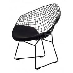 Black Diamond Chair Replica - Set of 2