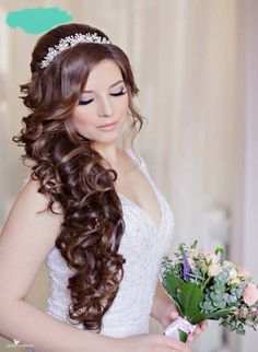 Bridal hair style 2017