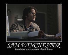 Ha I love this quote   #supernatural