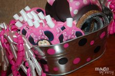 Muffins With Minnie First Birthday | CatchMyParty.com
