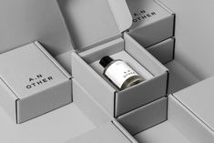 Graphic Identity for A.N Other by Socio Design — BP&O Luxury fragrance brand A.N Other – Branding and packaging by Socio Design, United King domLuxury fragrance brand A.N Other – Branding and packaging by Socio Design, United King dom Perfume Packaging, Luxury Packaging, Bottle Packaging, Cosmetic Packaging, Beauty Packaging, Brand Packaging, Design Packaging, Coffee Packaging, Packaging Boxes
