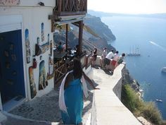Santorini, GR