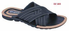 sandal harga 200rb kode DZ 183 bahan sintetis uk 38-43