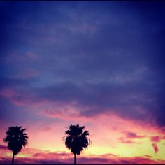 sunset from my window. México