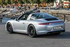 Beautiful Porsche 911 Targa 4 GTS