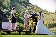 San Geronimo Golf Course, Marin county wedding site