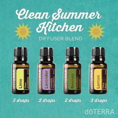 Sick of winter? This blend will sweep in like a fresh summer breeze and put your soul at ease.