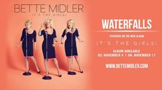 Bette Midler - Waterfalls  [Official Audio]