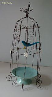 Art Fil, Plasma Cutter Art, Ann Wood, Shabby Chic Crafts, Fairy Garden Accessories, Bird Cages, Wire Baskets, Wire Crafts, Easy Diy Crafts