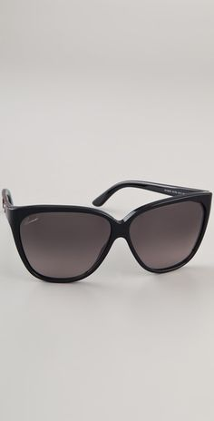 Youngster Oversized Cat Eye Sunglasses - Lyst, I want them!!
