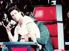 9 Reasons to be Depressed You'll Never Marry Adam Levine. Soooo funny, until you realize how true it is.