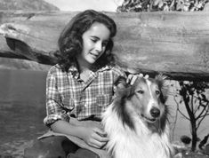 If you were born in 1946, that year child star Elizabeth Taylor's movie was Courage of Lassie -- it was the sequel to the hit Lassie Come Home that released in 1943.
