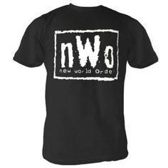 NWO Wrestling T-shirt