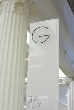 Selfridges Signage by SeptemberIndustry, via Flickr
