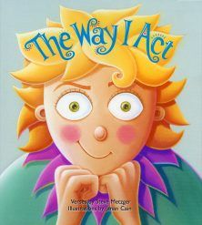 The Way I Act explores thirteen ways of behaving. The friendly verses and bold illustrations convey to the reader many positive ideas of how to act in a variety of situations.