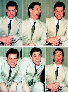 Jim Carrey, Funny as hell