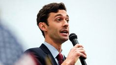 """In Georgia, Democrat Jon Ossoff, whose campaign slogan was """"Make Trump Furious,"""" narrowly missed winning Tuesday's special election to fill the seat of former Congressmember Tom Price, who is now the secretary of health and human services. In the heavily Republican district, Ossoff won 48 percent of the vote, meaning he'll face off against Republican candidate Karen Handel in a runoff in June. A 30-year-old documentary filmmaker, Ossoff had raised four times more money for his camp..."""
