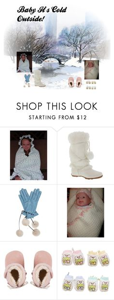 """""""Baby It's Cold Outside"""" by missy69-etsy ❤ liked on Polyvore featuring Mario Portolano and UGG"""